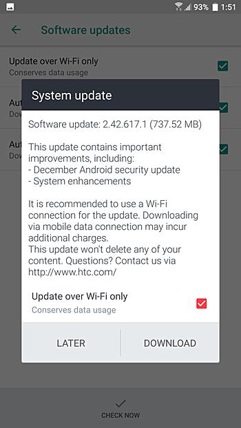 HTC u11 update.png