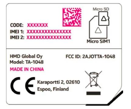 Nokia 4 FCC.PNG