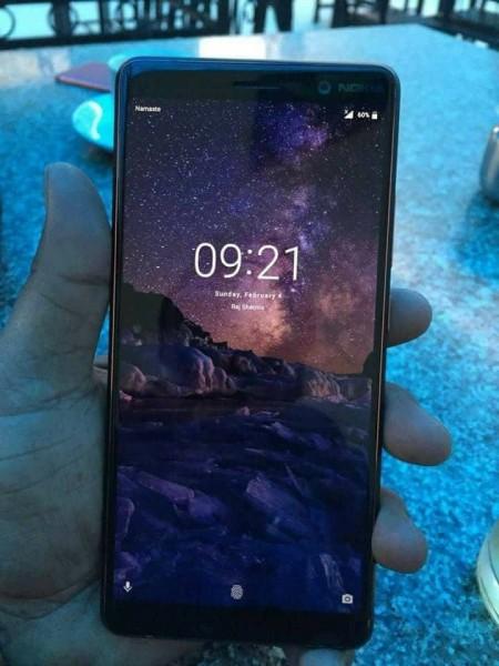 Nokia 7 Plus leak imgae