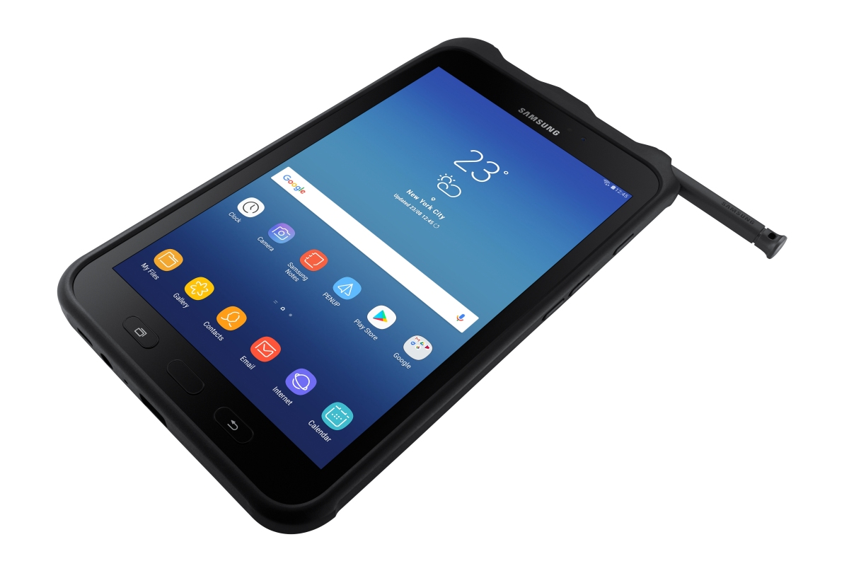 Samsung launched its Rugged Samsung Galaxy Tab Active 2 in US