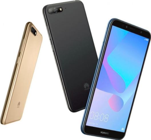 Huawei y6(2018)