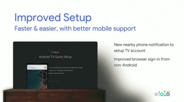 Android TV io