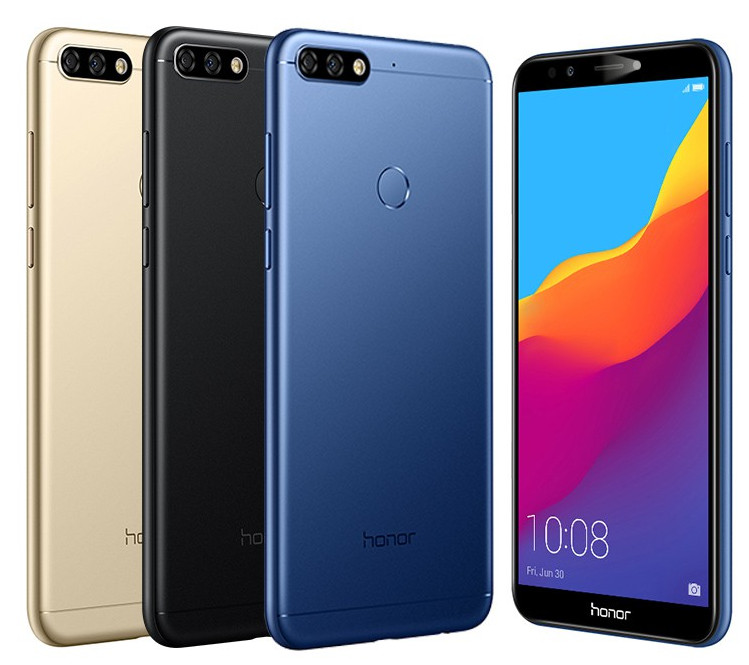 Honor 7C color