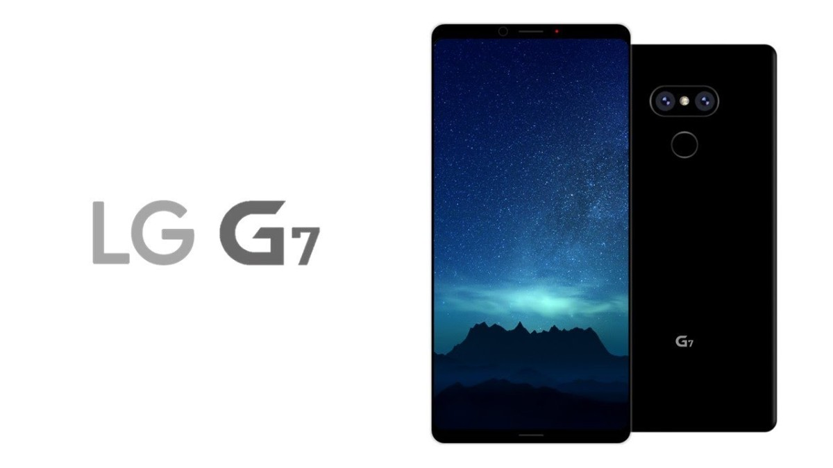 International Giveaway : LG G7 ThinQ