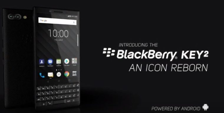 BlackBerry KEY 2 - 1