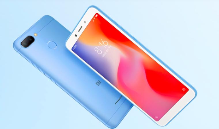 Xiaomi redmi 6 -1