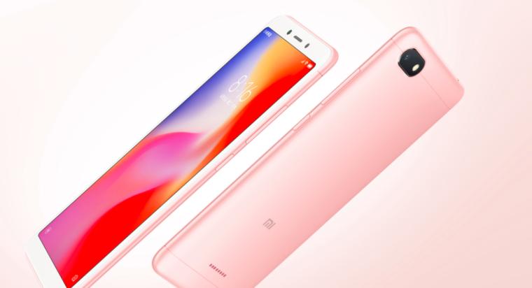 Xiaomi redmi 6A -1